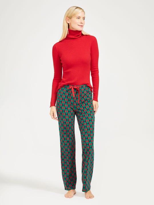Reve Pajama Pants In Skylark
