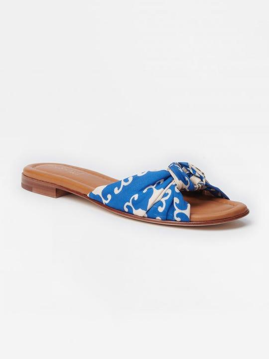 Royce Sandals in Pinwheel Patch