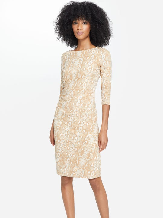 Sage Dress in Mini Naja