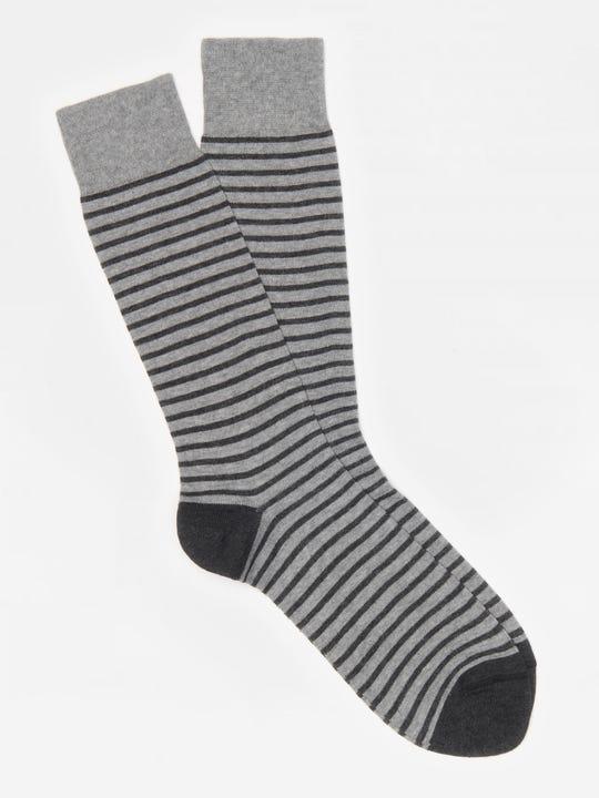 Horizontal Stripe Socks