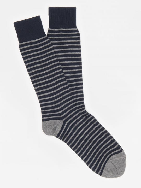 Horizontal Stripe Socks
