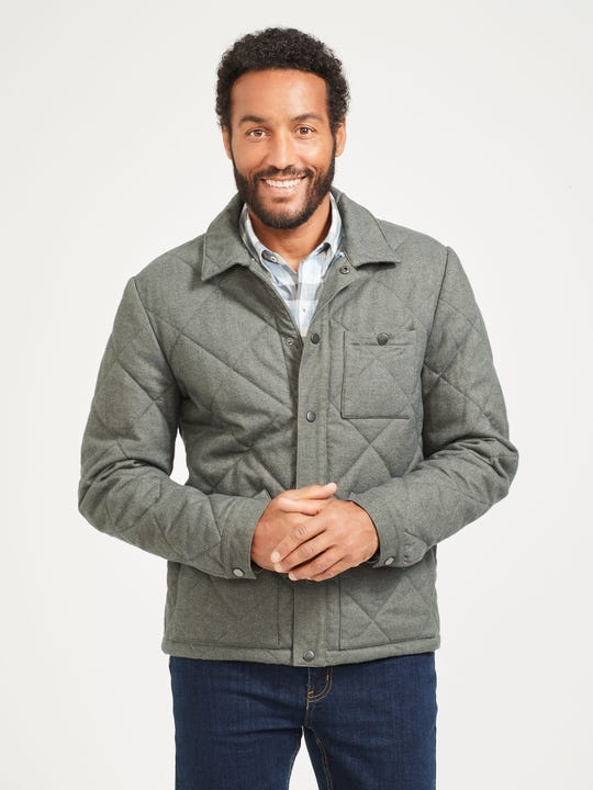 Tarpin Quilted Jacket
