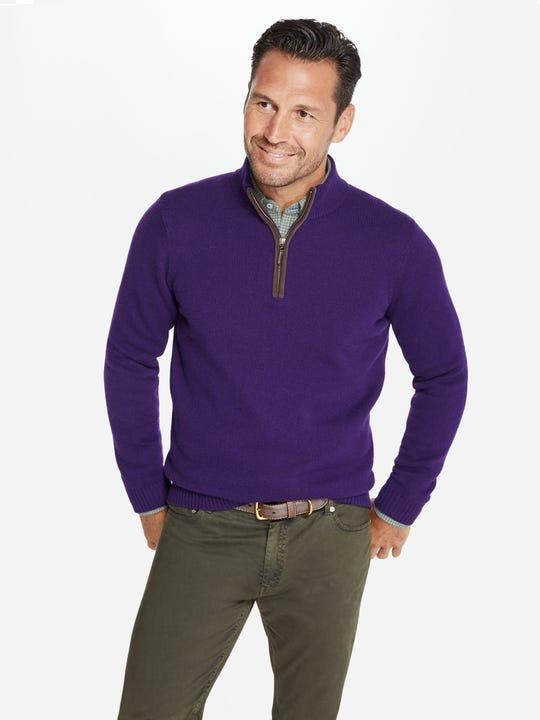 Tate Cashmere Sweater