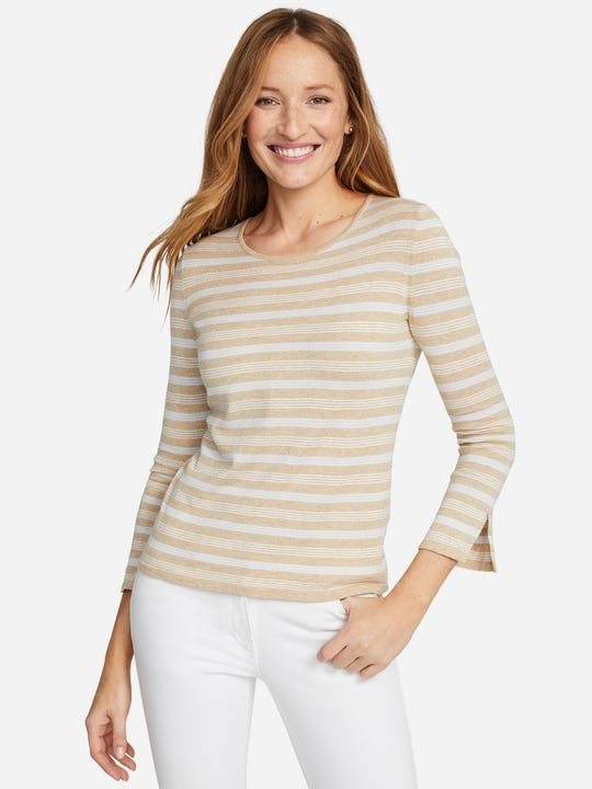 Tobi Sweater in Stripe