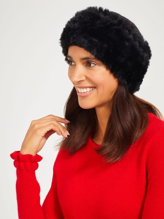 Tundra Faux Fur Headband