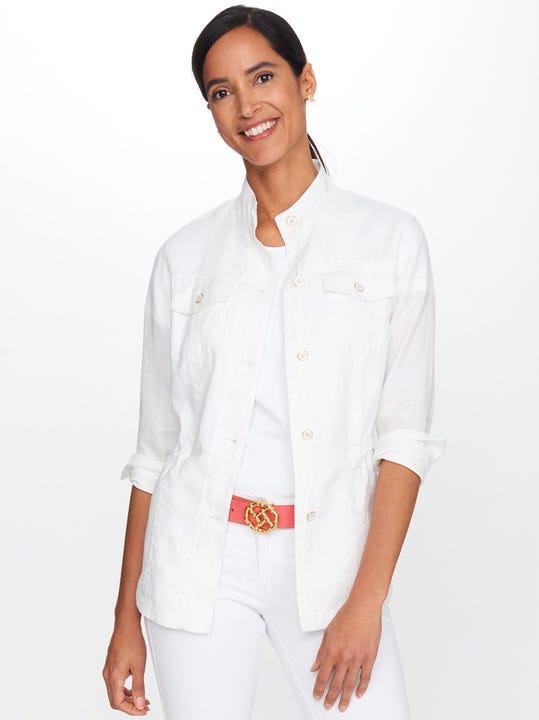 Vista Linen Jacket