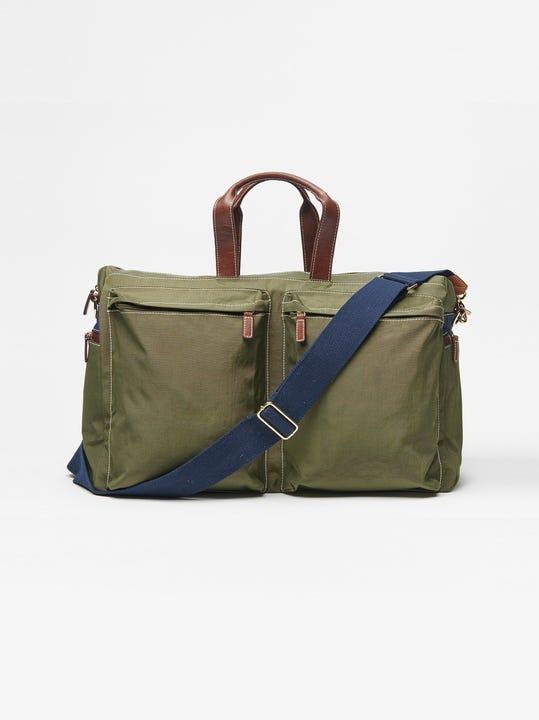 Sailcloth Weekender Bag
