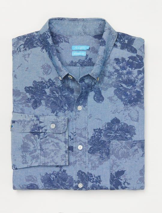 Westend Modern Shit Shirt in Floral
