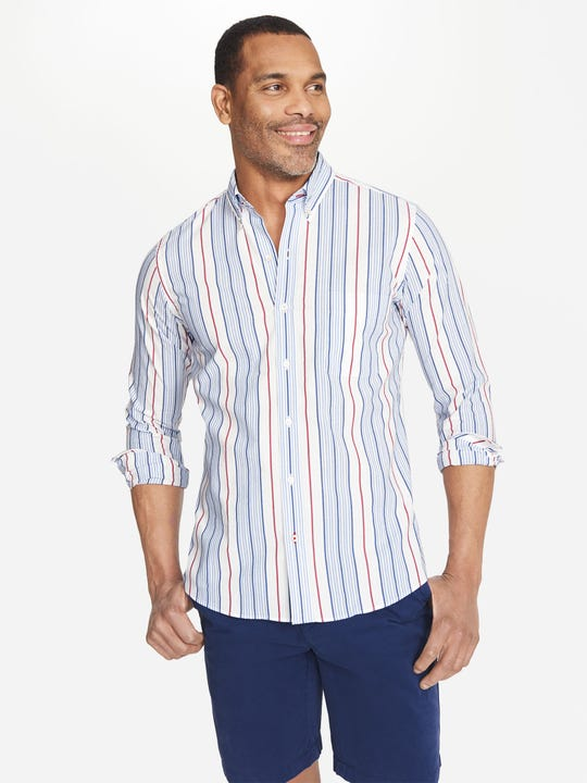 Westend Modern Fit Shirt in Stripe