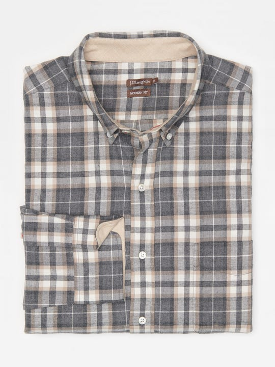 Westend Modern Fit Shirt in Plaid