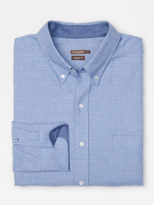 Westend Modern Fit Shirt in Graphic Check
