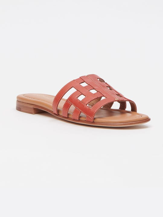 Willa Leather Sandals