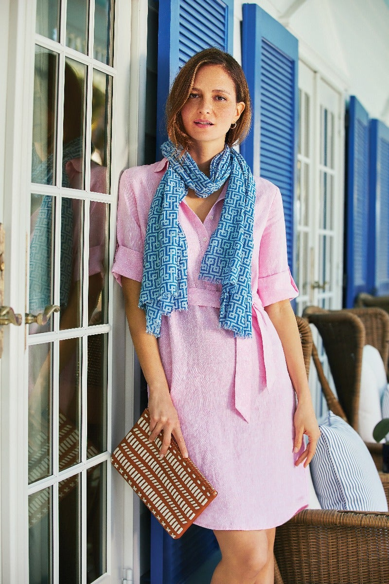 classic neck scarf