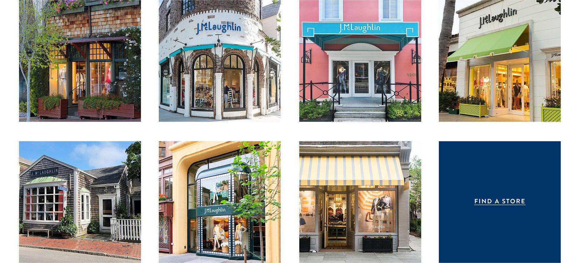 J.McLaughlin Store Locations