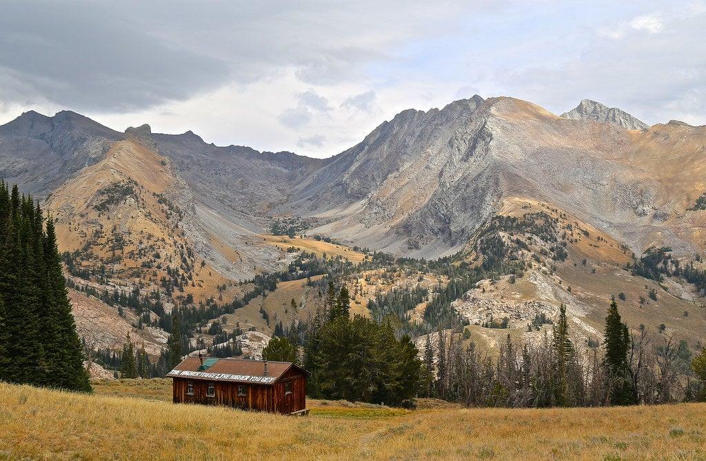 pioneer cabin